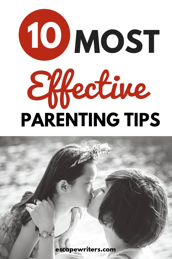Most effective parenting tips