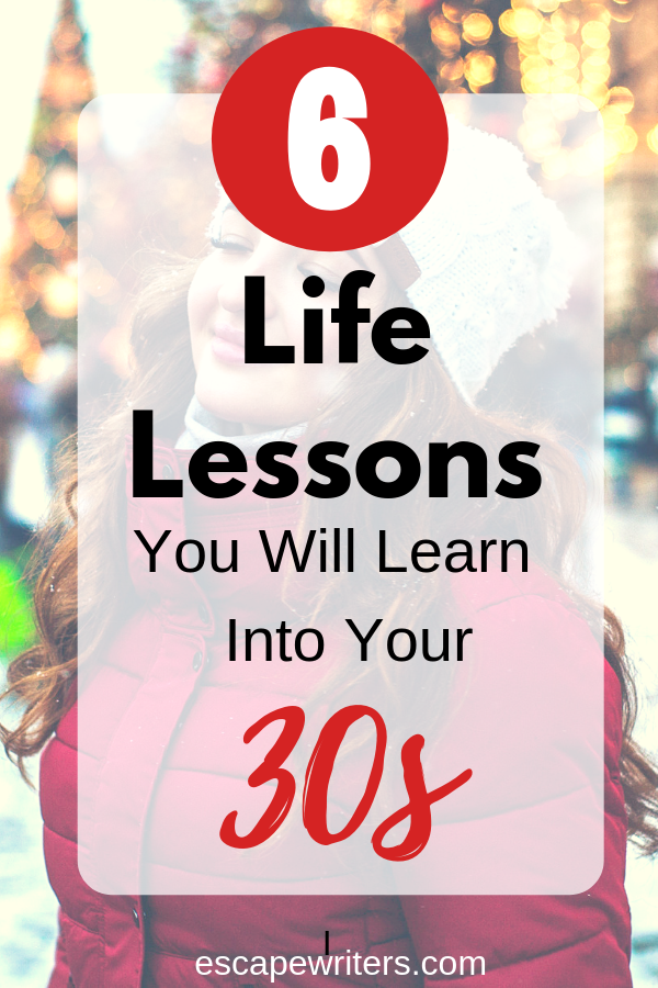 best thing about turning 30 life lessons