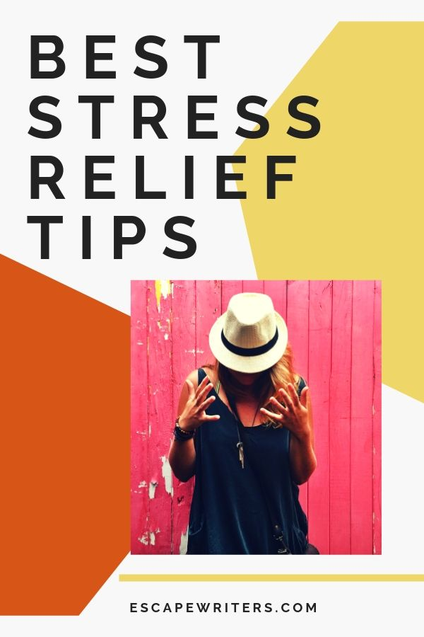 best self help tips to relief stress