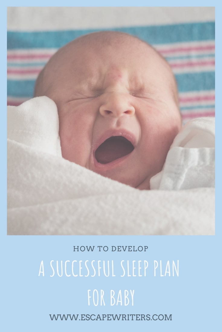 develop sleep plan for baby and Create a perfect baby sleep schedule