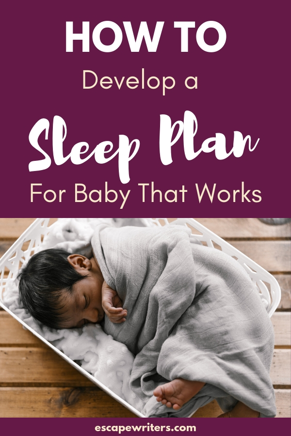 How to develop a sleep plan that works