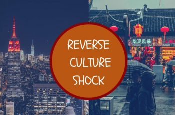 deal with reverse culture shock depression while returning back to home