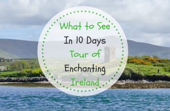 Famous Travel Destinations Of Ireland