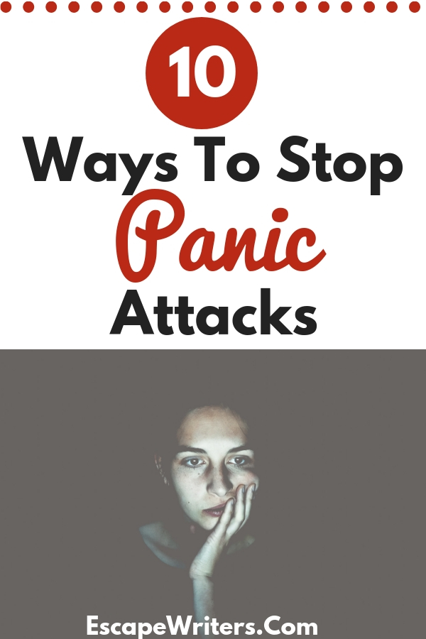 how to stop panic and anxiety attack