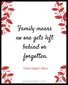 Short Printable Inspirational Family Quotes