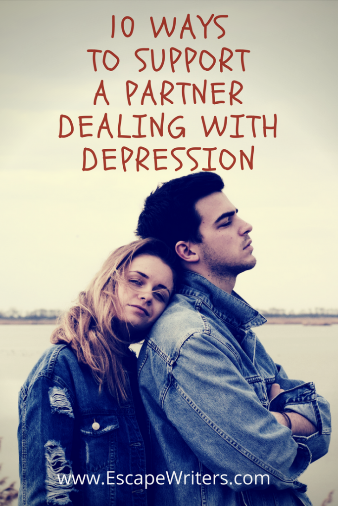 10 ways to support a partner dealing with depression not to let ruin your relationship