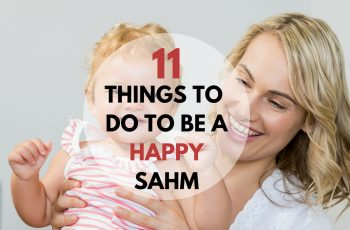 tips to enjoy being a stay at home mom