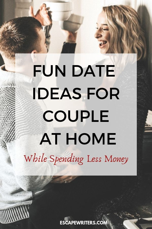 fun date ideas for couples at home