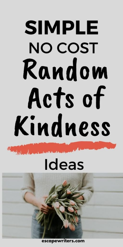 Simple Free Random Acts of Kindness Ideas